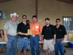 2ND PLACE BRISKET - CMC COOKERS